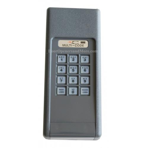 Multi Code 4200 4200 10 300 Mhz Wireless Garage Door Gate